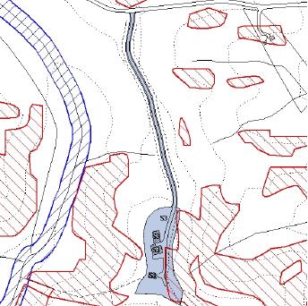 Estratto della fattibilità dell'area